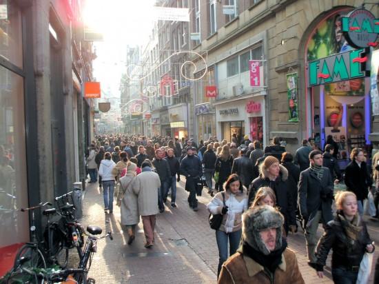 Nike Store Amsterdam Kalverstraat 720558599e159