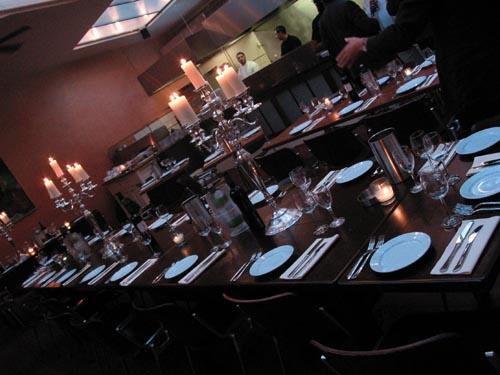 restaurant lieve amsterdam