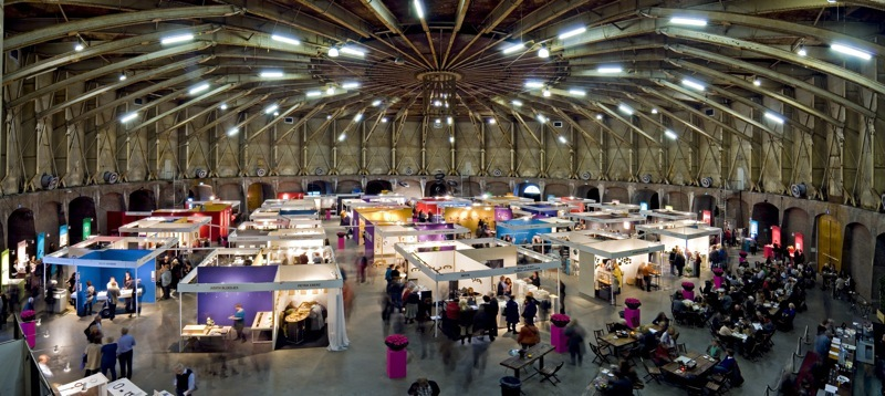 Sieraad Art Fair At The Westergasfabriek